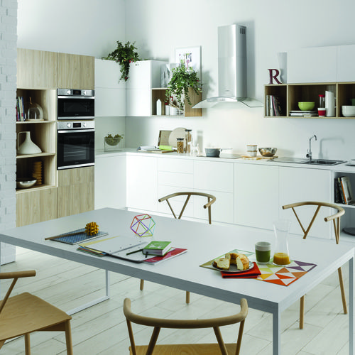 YourHome - Competition - Win three Indesit build-in cooking appliances