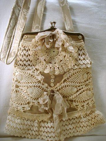 romantic lace bag