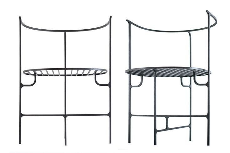 Ferro chair by Vittorio Venezia #madeinsicily
