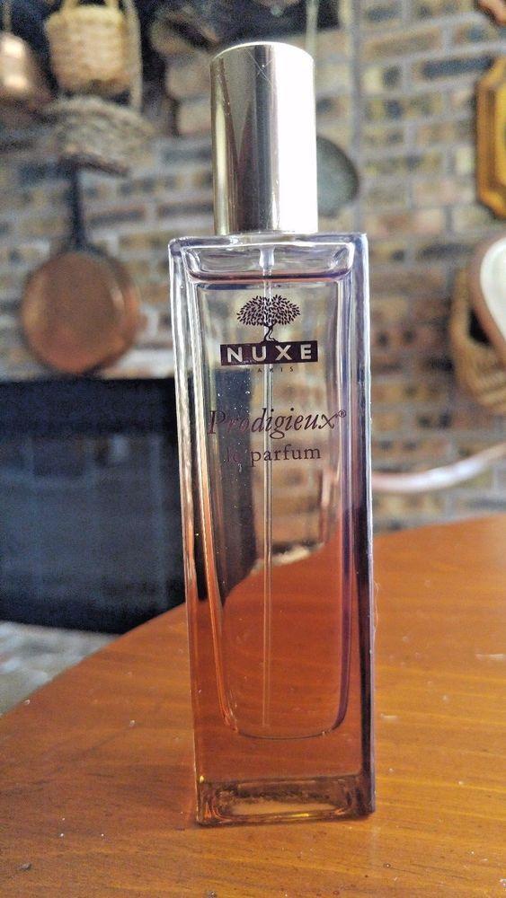 Nuxe Prodigieux Le Parfum Eau de Parfum 1.6 oz Near Full FREE SHIPPING #nuxe