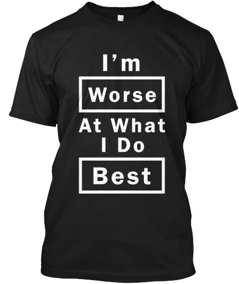 Best T Shirt Limited Edition End Soon ! Black T-Shirt Front
