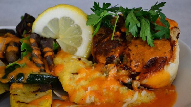 Tilapia With Pimiento Sauce Recipe — Dishmaps