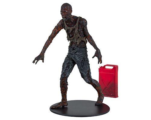 Обгоревший зомби - фигурка
