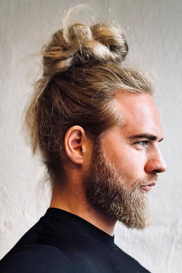 The Premium Guide To The Hunkiest Straight Hair Styles Menshaircuts Man Bun Hairstyles Guy Haircuts Long Hair And Beard Styles