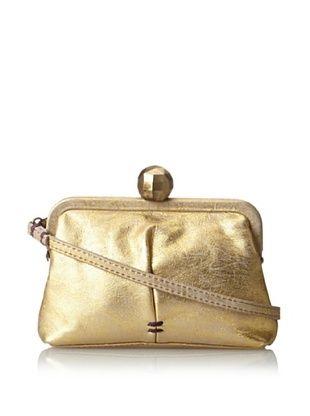 60% OFF 49 Square Miles Women's Studio 54 Frame Bag, Bright Gold