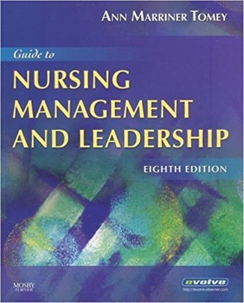 Nursing Leadership And Management Pdf