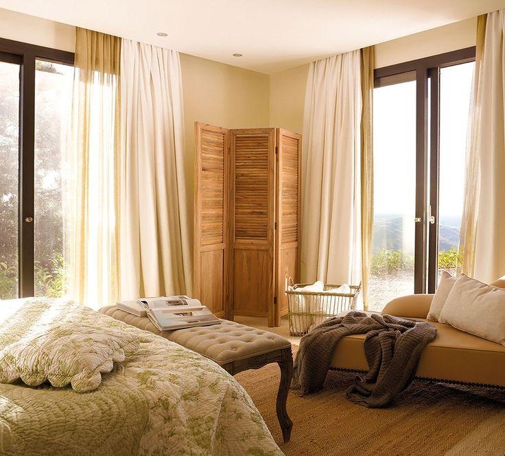 !: Interior Design, Decor Designs, Decor Ideas, House Design, Design Ideas, Bedroom Design, Cozy Curtains, Bedroom Interiors