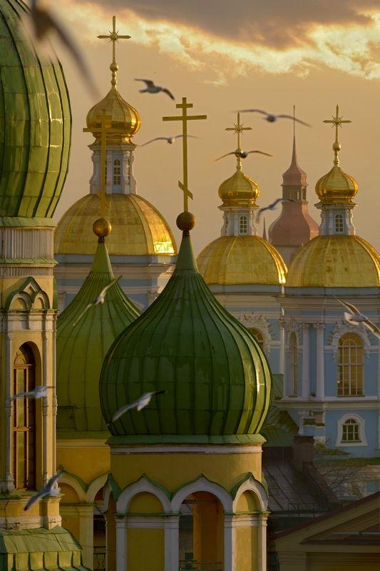 Городской фрагмент by Alexander Petrosyan (Saint-Petersburg)