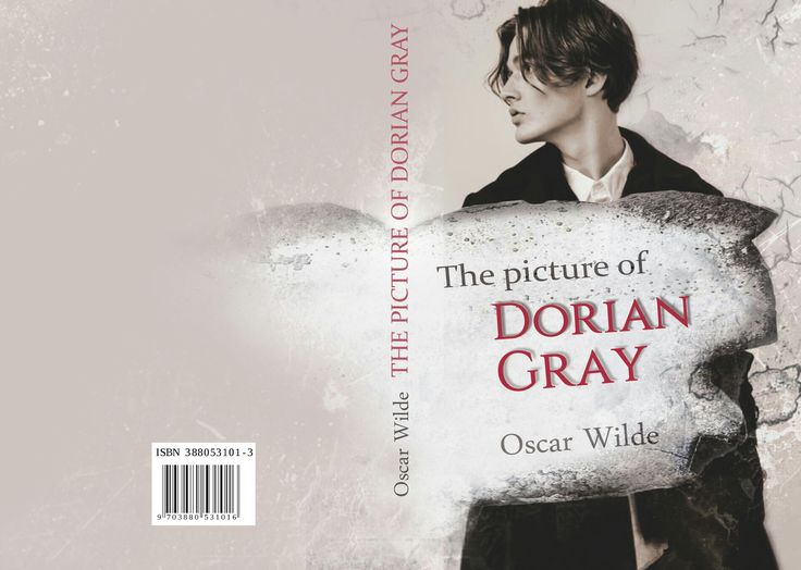 I love The picture of Dorian Gray so much I must do a book cover for it aka school work.  #mywork