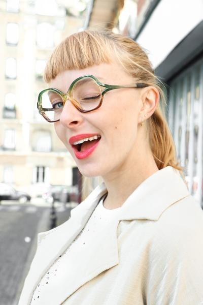 """Monture """"Maude"""" - Lunetist - lunettes vintage"""
