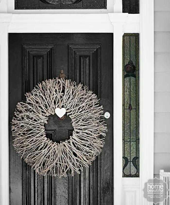 Christmas Decor Front Door
