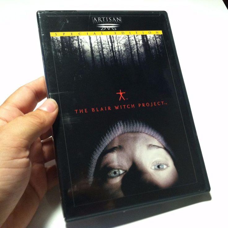 Blair Witch Project  DVD Heather Donahue, Michael C. Williams, Joshua Leonard, B