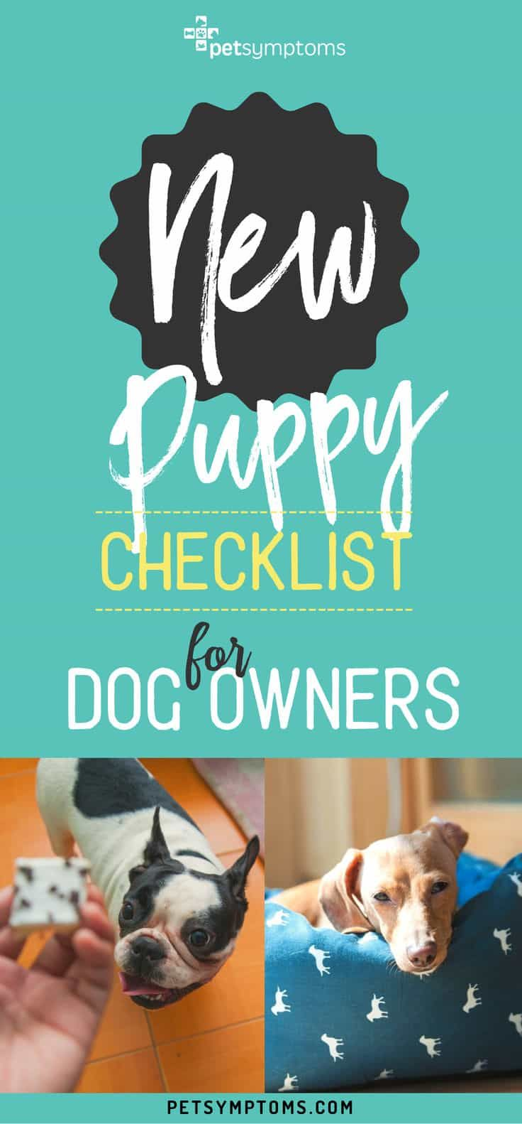 Vaccines help keep puppies disease-free. Going to dog parks and interacting with other animals would be risky for new puppies that have not been immunized yet. Befriend your local veterinarian and keep track of the all the vaccination needs for your pooch.