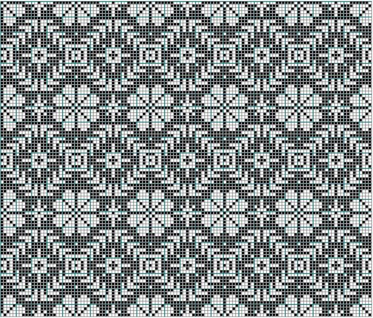 304 best Fair Isle images on Pinterest | Knitting patterns, Fair ...