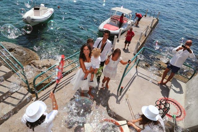 matrimonio Balivo Brera: bikini party e idee per il ricevimento di nozze