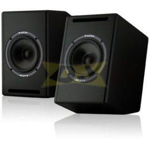 """Prodipe TDC 6 Enceintes monitoring de studio bi-voies coaxialeset bi-amplifiées. Woofer : 6.5"""" pouces ¼ cône aluminium Tweeter : 1 pouce avec isolation magnétique et cône en soie naturelle Puissance : woofer : 60 watts tweeter : 30 watts Réponse en fréquence : 60Hz - 20 KHz (+/- 3dB) Rapport signal/bruit : supérieur à 95 dB typique (A) Filtre actif Correction des..."""