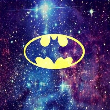 batman galaxy♡ | via Tumblr on We Heart It - http://weheartit.com/entry/58076991/via/Rikki_food   Hearted from: http://bieberandlife.tumblr.com/post/47618206298