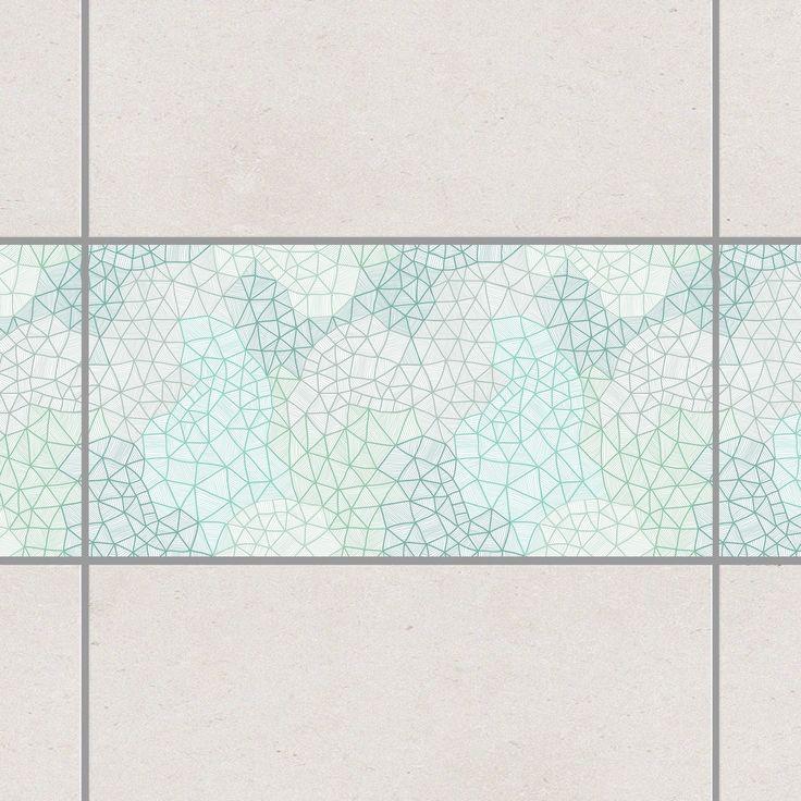 fliesen bordre feines spinnennetz 30x60 cm fliesenaufkleber - Fantastisch Weie Fliesen Bordre