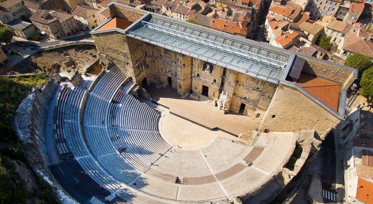 Théâtre Antique d'Orange - Home | Théâtre Antique & Musée d'Orange : Théâtre romain et musée d'Orange, Orange - Géré par Culturespaces