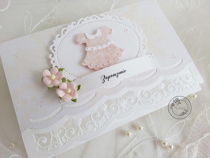 Miszmasz papierowy: Ażurowe zaproszenia