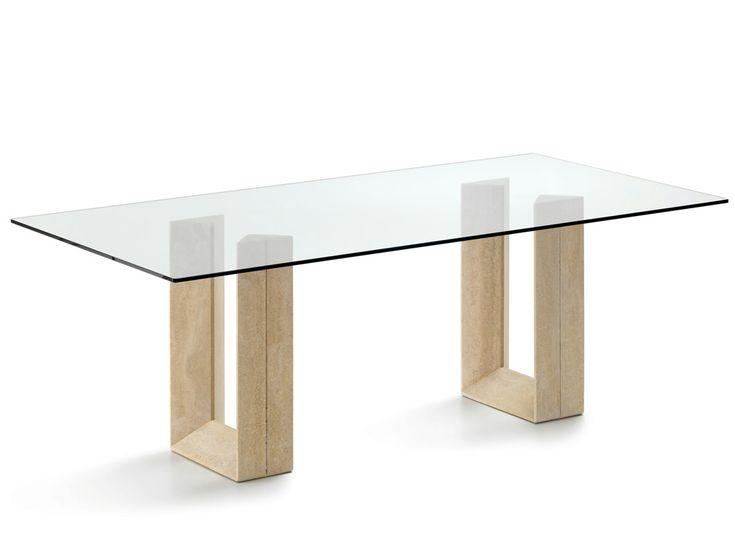 Mais de 1000 ideias sobre mesa de reuni o no pinterest for Mesa de vidrio rectangular