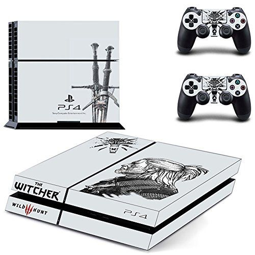 Ps4 Designer Skin For Sony Playstation 4 Console System Plus Two2