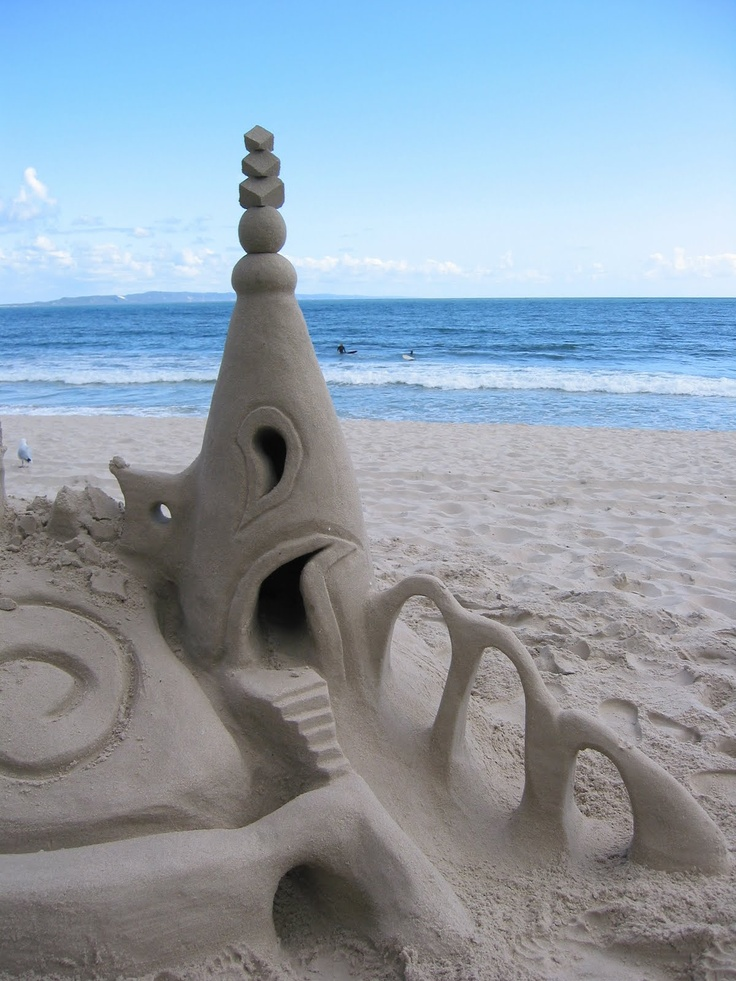 Best Beach Sandcastle Sand Art Images On Pinterest - The 10 coolest sandcastle competitions in the world