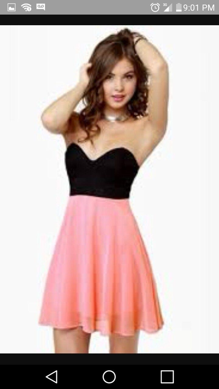 Mejores 10 imágenes de cute dresses en Pinterest | Vestidos bonitos ...