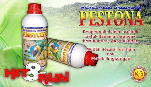 PESTONA merupakan Pestisida Alami Organik merupakan produk pertanian Nasa sebagai pengendali hama tanaman alami. Hub 0812 2652 3400 untuk pemesanan pestona