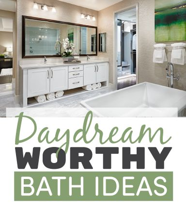Six features to look for in your next master bath | Homeward™ | A blog for your new home journey | Richmond American Homes