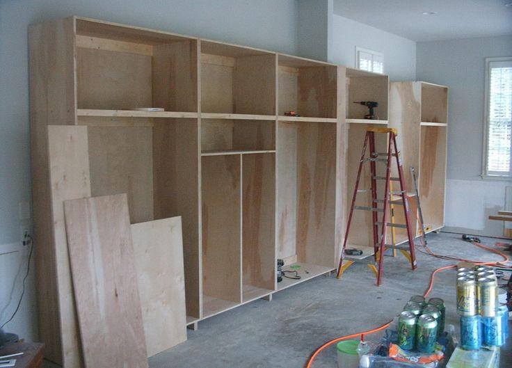Unique Cabinet For Garage #2 Garage Storage Cabinet Plans ...