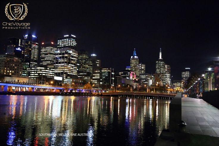 The south bank at night http://chicvoyageproductions.com/travel-photos-for-sale-melbourne/