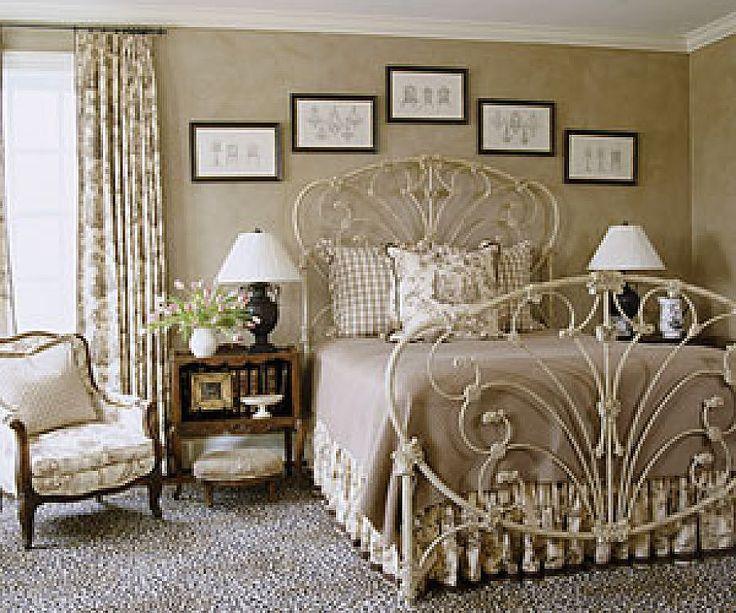 M s de 25 ideas incre bles sobre camas antiguas en - Camas antiguas de hierro ...
