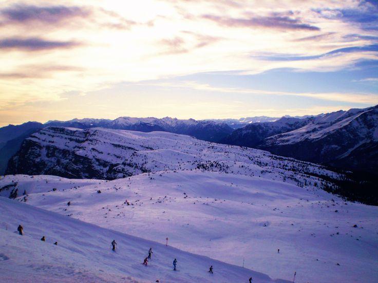 Alps, Andalo, Italy