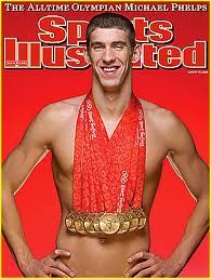 Michael Phelps Diet-  12.000 calories a day  He swims 50 miles a week 1000 calorie energy drinks,  Etc