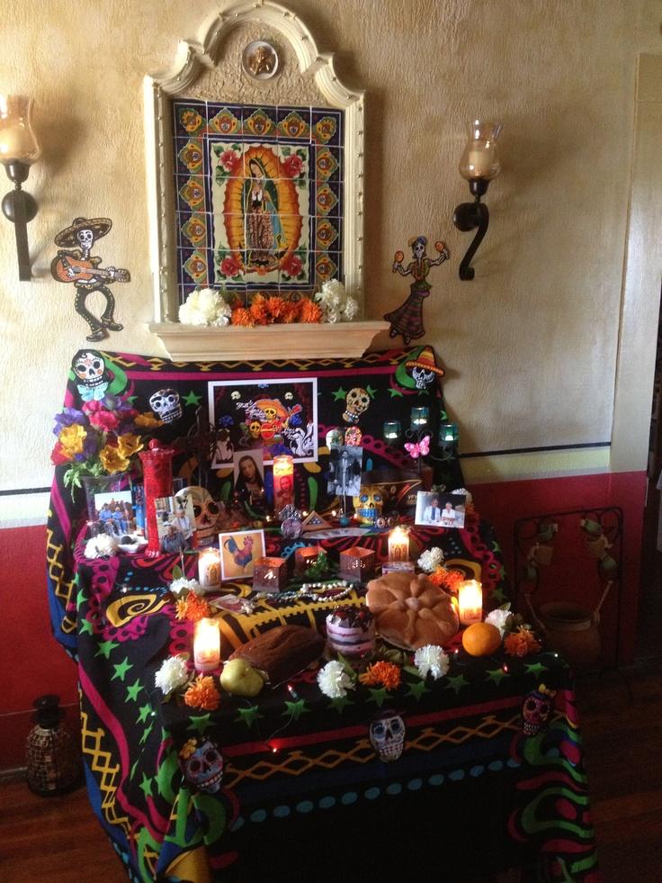 How to Celebrate Día de los Muertos (Day of the Dead) foto