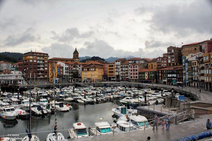 BERMEO Vizcaya, País Vasco, Spain