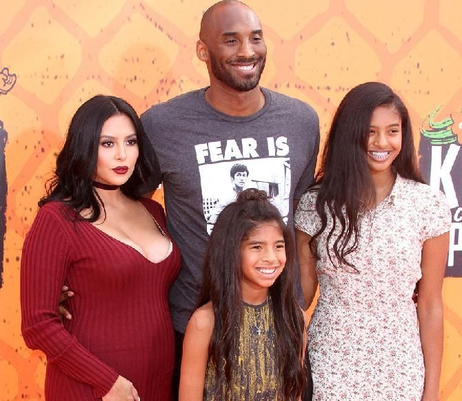 Kobe Bryant And Wife Are Expecting Their 3rd Child
