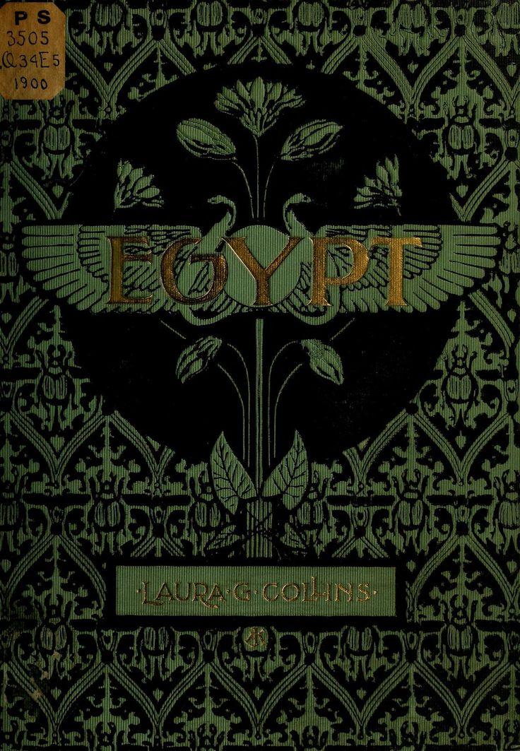 Egypt: vintage book
