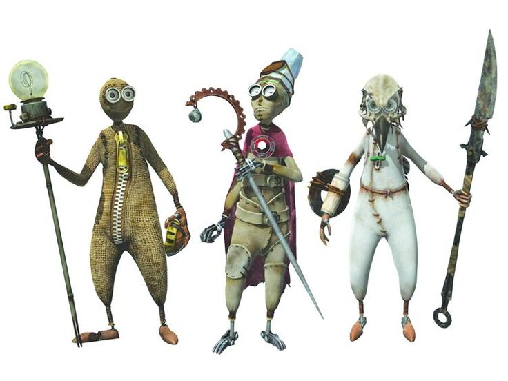 Nine tim burton
