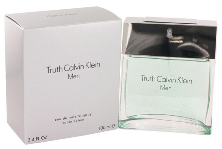 Truth by Calvin Klein Men Eau De Toilette 3.4 oz