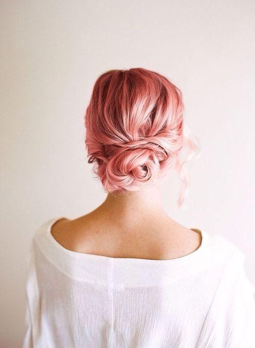 Pink hair this summer please!