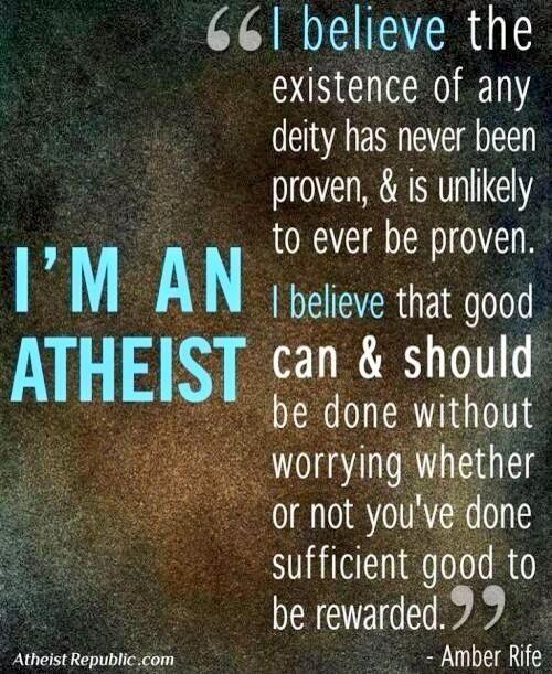 #atheism #godlesstwat