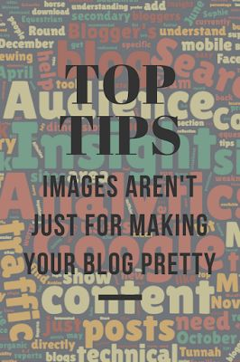 Blogger's Corner: Make your images more than just a pretty picture