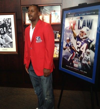 Ty Law semifinalist for pro football HOF class 2017