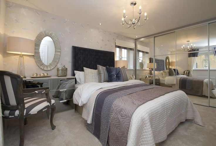 Silkwood Gate Show Home Bedroom