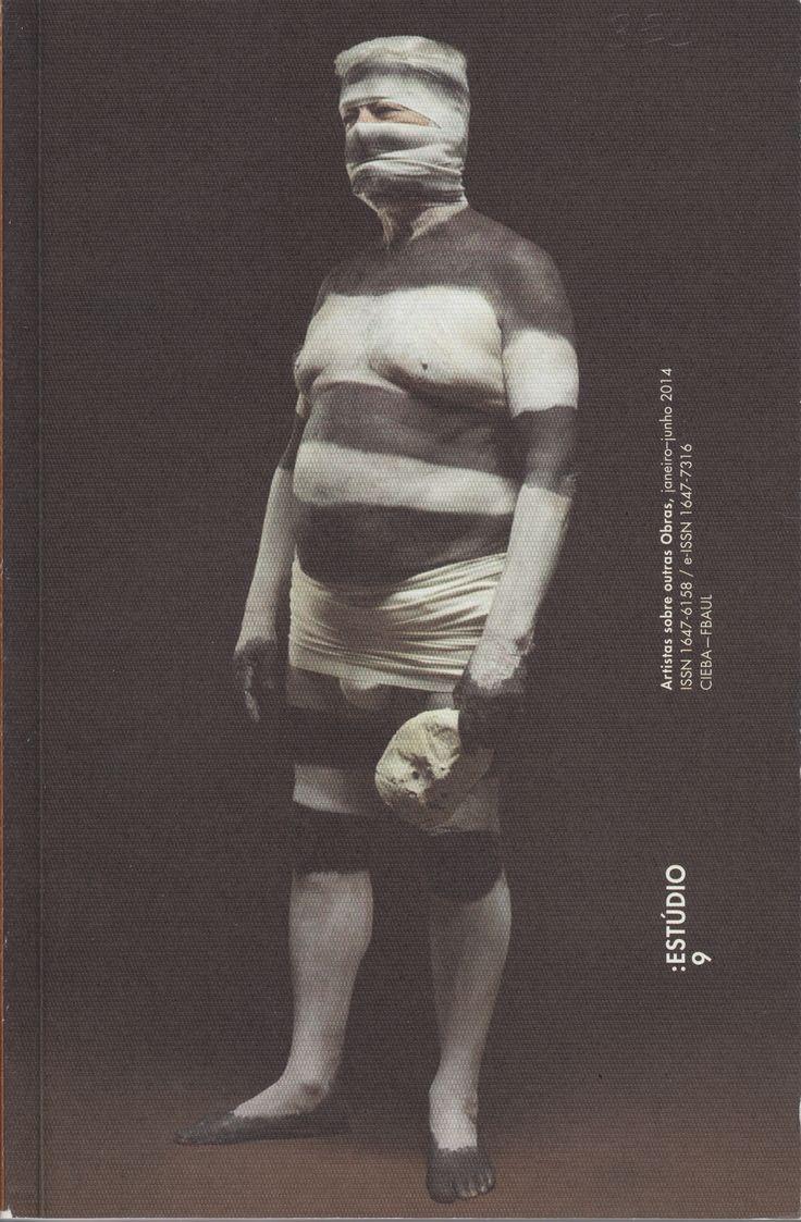 """Estúdio : artistas sobre outras obras : revista internacional com comissão científica e revisão por pares (sistema """"double blind review"""") Lisboa : CIEBA-FBAUL, 2010-"""