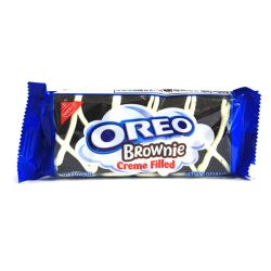 Oreo Brownie with Creme
