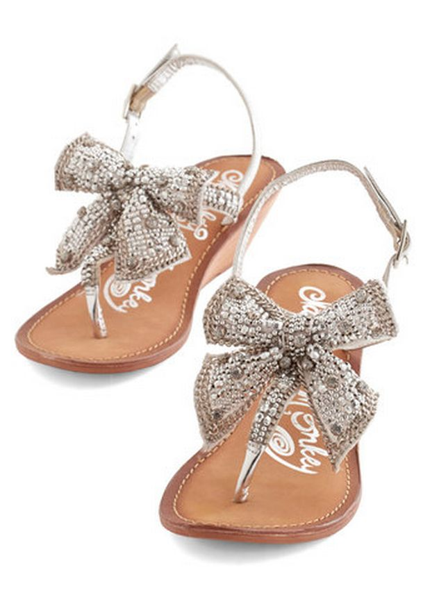 gleaming silver wedge sandals  http://rstyle.me/n/wem4epdpe