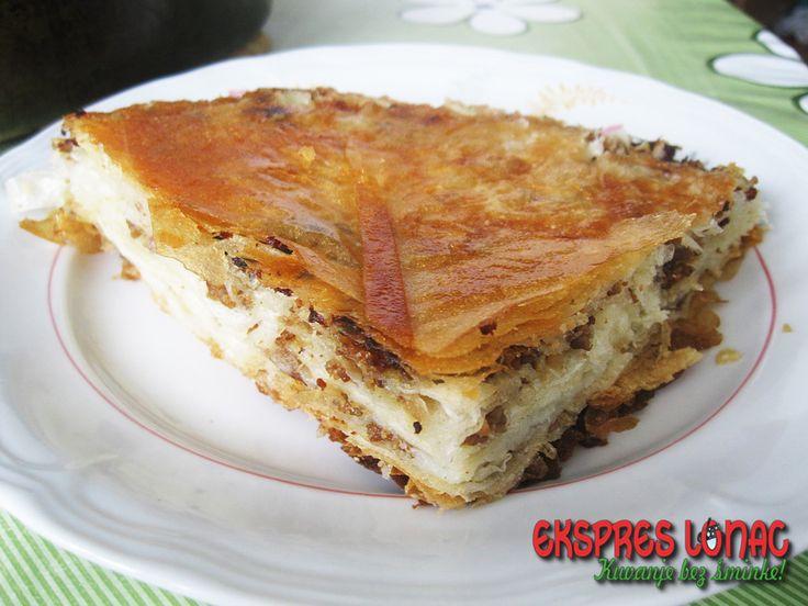 Meat Burek / Burek sa mesom